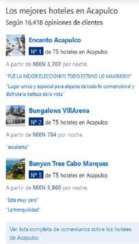 Hoteles en Acapulco screenshot 2