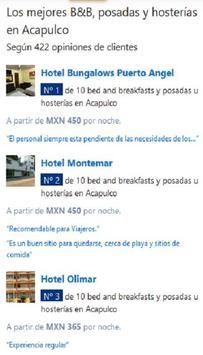 Hoteles en Acapulco screenshot 3