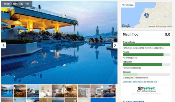 Hoteles en Acapulco screenshot 4