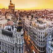 Hoteles en Madrid España icon