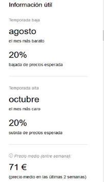 Hoteles en Madrid España screenshot 2