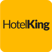 HotelKing - Hotel Deals icon