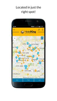 HotelKing - Hotel Deals apk screenshot
