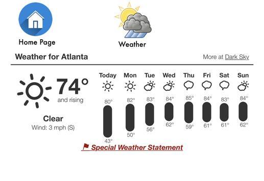 Atlanta apk screenshot
