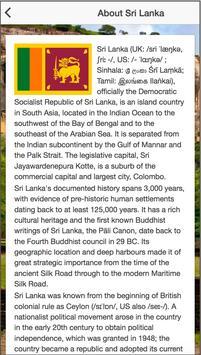Sri Lanka Hotel Booking screenshot 1