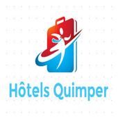 Hotel Quimper France icon