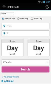 Hotel Suites - Hotel Booking screenshot 3
