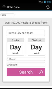 Hotel Suites - Hotel Booking poster