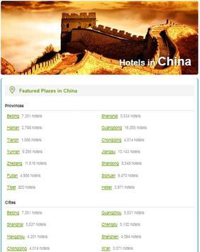 Shanghai Hotels poster