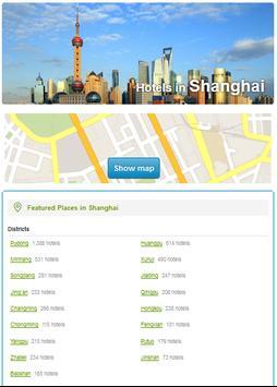 Shanghai Hotels apk screenshot