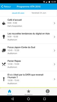 Académies Tourisme Numérique apk screenshot