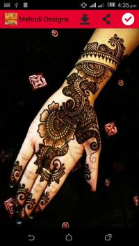 Mehndi Designs 2016 screenshot 1
