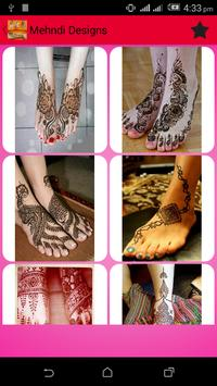 Mehndi Designs 2016 screenshot 2