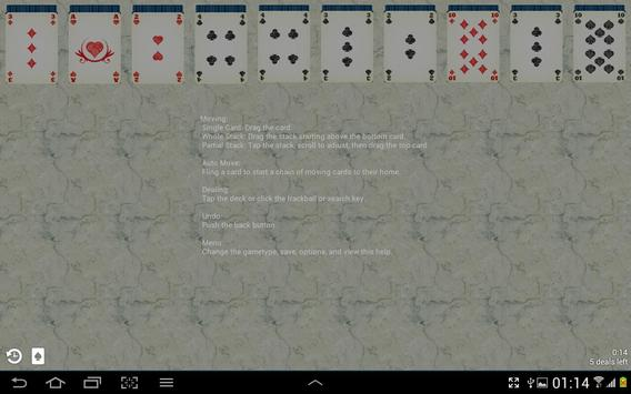 Spider Solitaire Free poster