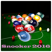 Snooker 2016 Free icon