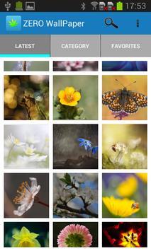 Zero Wallpaper apk screenshot