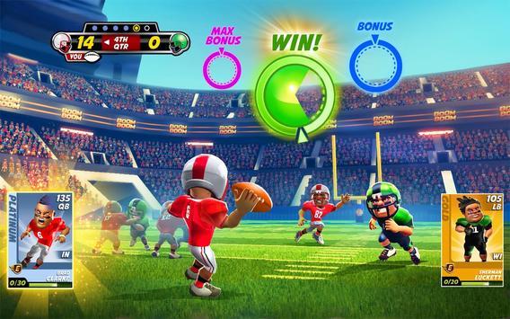 Boom Boom Football apk screenshot