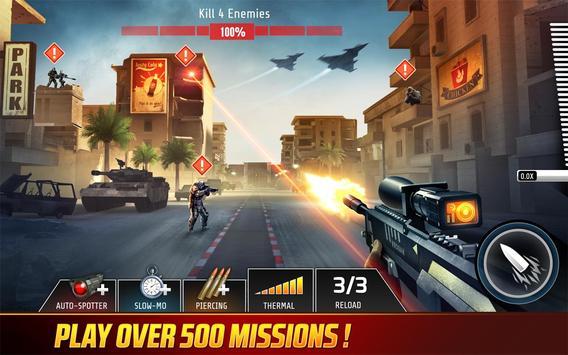 Kill Shot Bravo poster