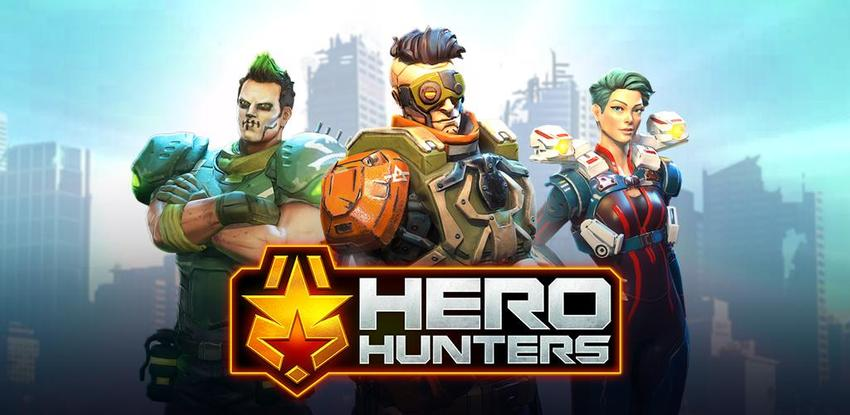 Hero Hunters APK