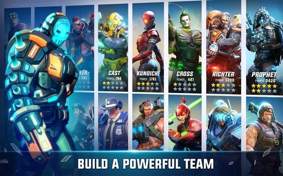 Hero Hunters poster
