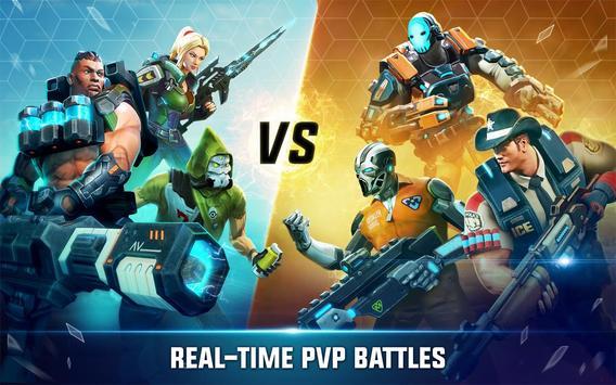Hero Hunters apk screenshot