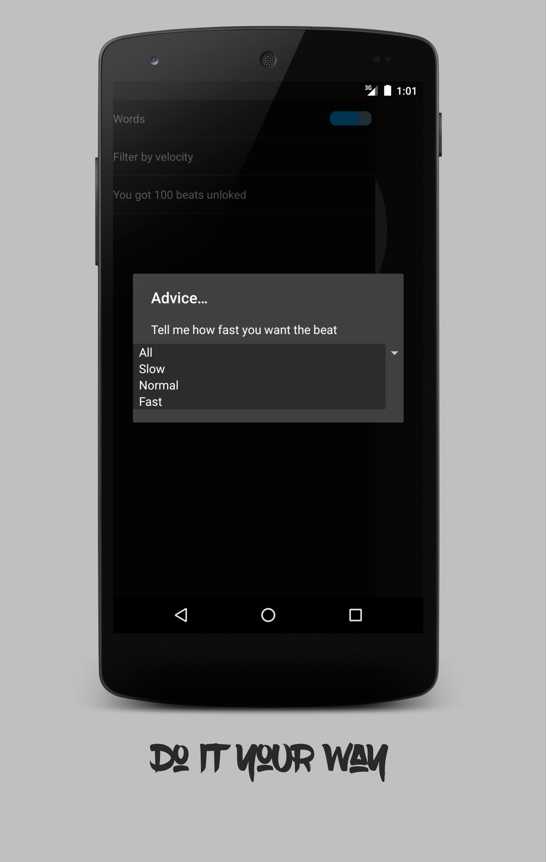 Rap Beat Button! (Free rap beats) for Android - APK Download