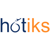 Hotiks Flights & Hotels icon