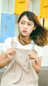 Hot Japanese Girl Wallpapers apk screenshot
