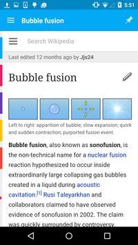 WikiCat apk screenshot