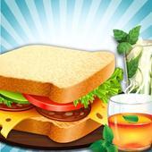 Hot Sandwich Bakery icon