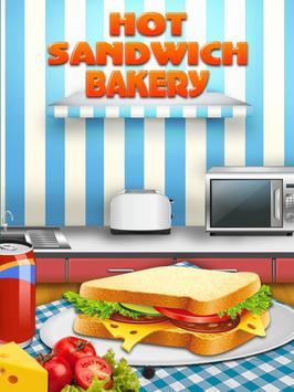 Hot Sandwich Bakery poster