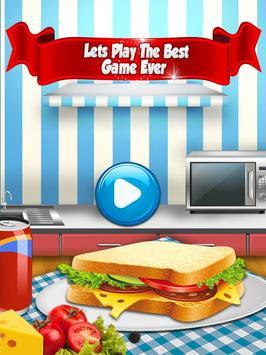 Hot Sandwich Bakery screenshot 4