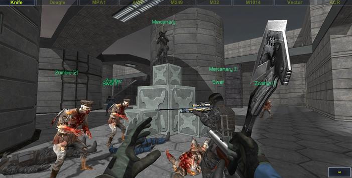 Modern SWAT Combat screenshot 1