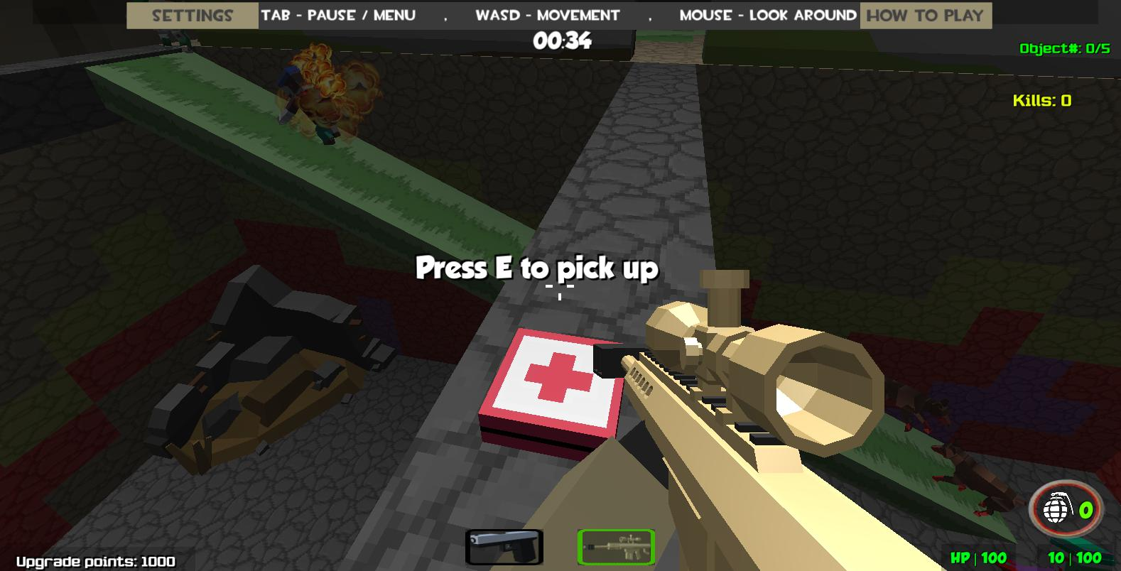 Zombie Arena 3D Survival Offline for Android - APK Download