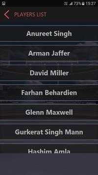 IPL Profile Pic Editor apk screenshot