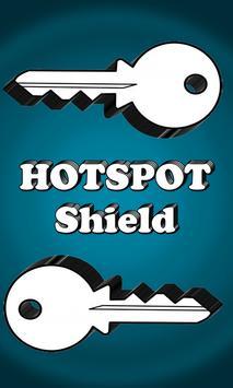 Free Hotspot Shield Guide poster