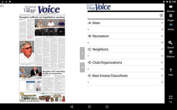 Hot Springs Village Voice screenshot 2