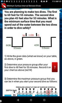 Scuba Dive Quiz screenshot 6