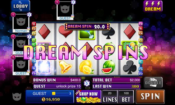SLOT™Party Casino apk screenshot