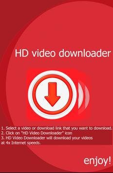 Video HD Downloader plus 2017 poster