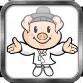 Peippa pig Car icon