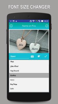 Name On Pics - Ultimate apk screenshot