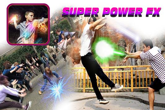 Super Power Fx - photo filter poster
