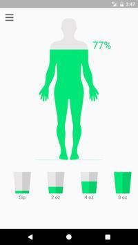 Siptracker - Hydration Reminder (Unreleased) poster