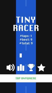 Tiny Racer! poster