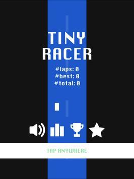 Tiny Racer! apk screenshot