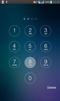 Photo Passcode Lock screen screenshot 3