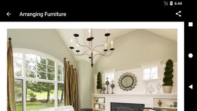 House Interior Design Decoration Tips apk screenshot