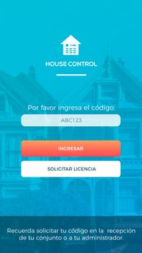 House Control poster