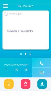 House Control screenshot 1